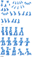 Crystal Giant (2019) Sprites