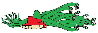 Jurassic Orochi Appearance