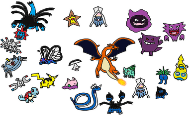 Pokemon (Creature)