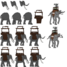 Battle Mammoth (Fan-made) Sprites