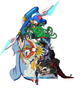 Pokemon Rainbow