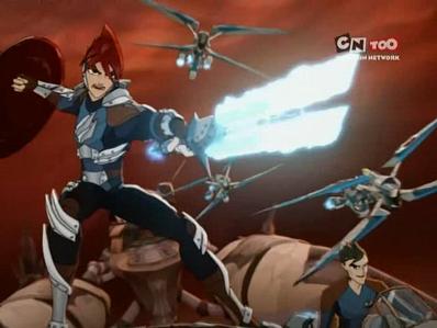 Thunder Strike's Team