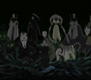 Five Sacred Masked Beasts