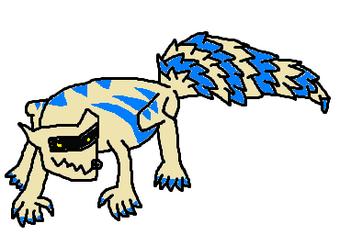 One Tailed Cat (Ikkaku)