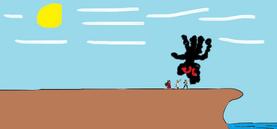 Yuki meets Kaede the Ruler of Darkness