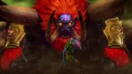 Link Faces Ganon