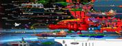 Kenta's Fleet vs the Egg Fleet