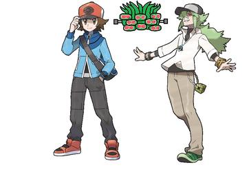 Dash and Hankmaru