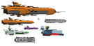 Little Fleet Sprites