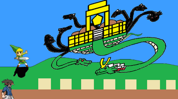 Orochi Battle