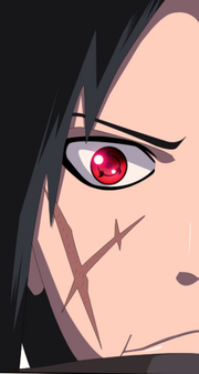 Paul Gekko's Ultimate Sharingan