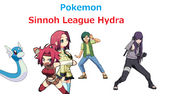 Pokemon Sinnoh League Hydra