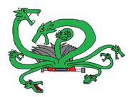 Yamata no Orochi (Christian Mythology)