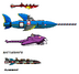 REVOCS Fleet (Fan-made) Sprites