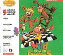 Corel Wild Board Games