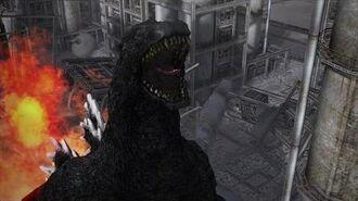 PS3「ゴジラ-GODZILLA-」 第2弾PV-1