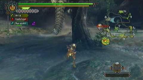 Monster Hunter Tri Online - Rathian