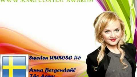 WWW Song Contest Awards - '3rd Places' Recap