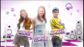 Violetta Abertura BRASIL - Disney Channel
