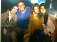Tini and her family