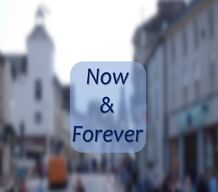 Now & Forever Title Card