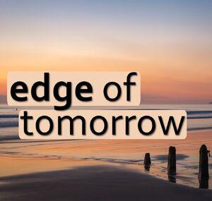 Edge Of Tomorrow - Title Card