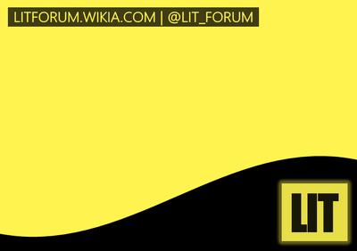 LIT FORUM BRANDING (2018.4) - Forum Header (template)