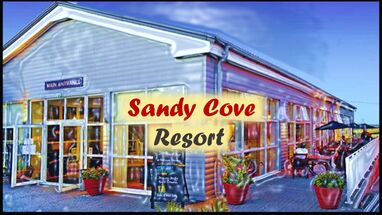 Sandy Cove Resort Title Card (Episode 1-)