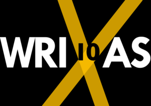 WRIXAS 10 LABELS - Logo