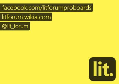 LIT FORUM BRANDING (2018.2) - Forum Thumbnail