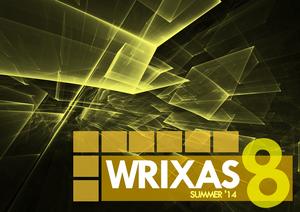 WRIXAS 8 logo