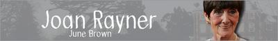 Joan Rayner