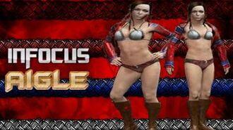 The Canadain Barbarian Infocus Aigle-0