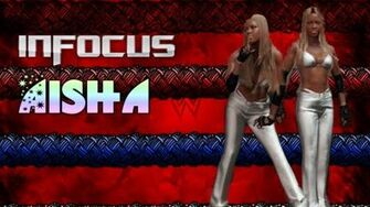 The Canadain Barbarian Infocus Aisha