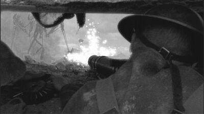Great martion war (in bunker)