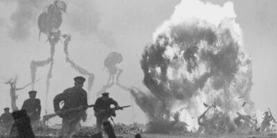 Great martion war (comanders run)