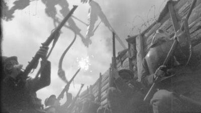 Great martion war (hidding)