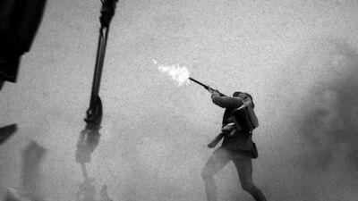 Great martion war ( shooting bottum)