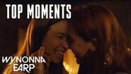 WYNONNA EARP Mid-Season Finale Waverly And Nicole Are Engaged Returns 2021 SYFY