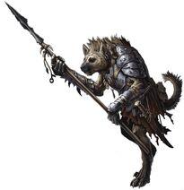 Gnoll Spearman -5-