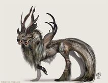 Chimeran Goat -8-