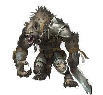 Gnoll Brute