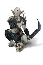 Basic Warrior Goblin -3-
