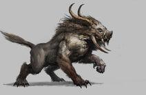 Troll Boar -9-
