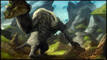 Mountain Sloth -22-