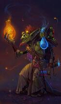 Alchemist Goblin (Summoner) -4-