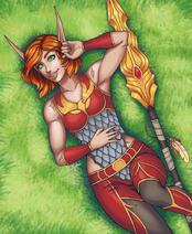 Senilina nofangs by Pyra
