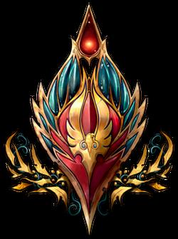 Blood Elf Crest