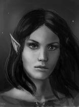 Leandriel by Celebril