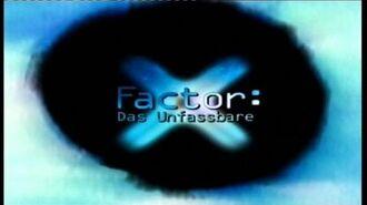 X-Factor- Das Unfassbare Intro Staffel 4 (HQ)